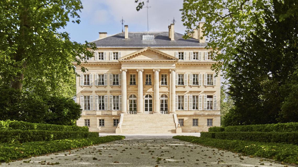 Château Margaux peahoone.
